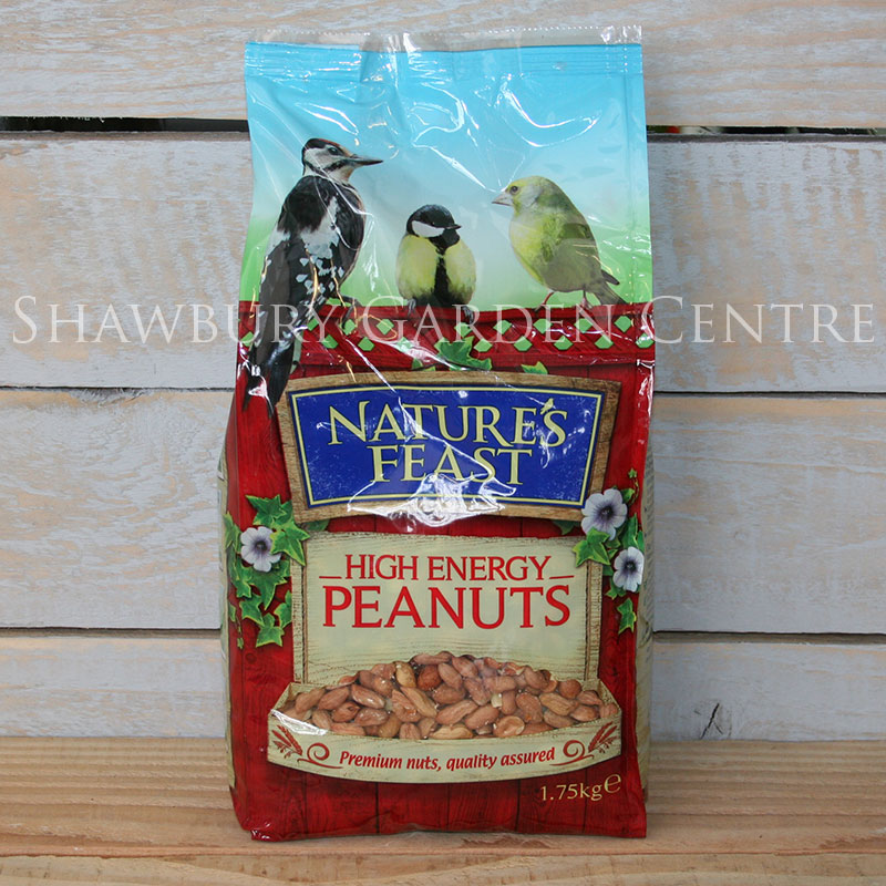Picture of Nature's Feast High Energy Peanuts