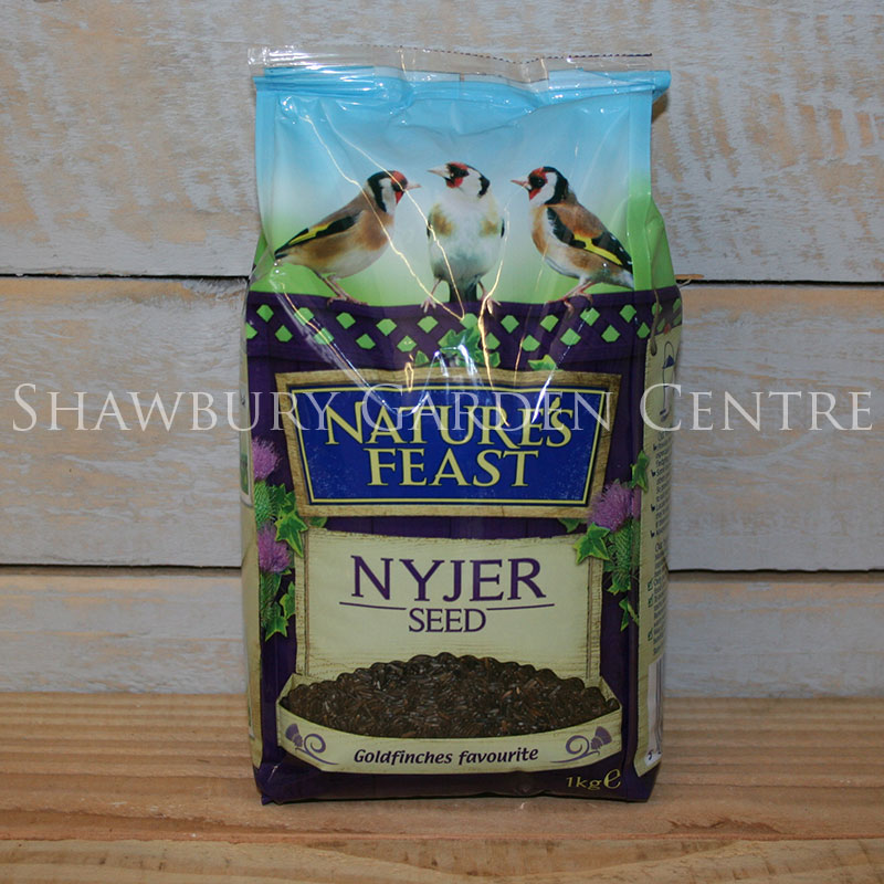Picture of Nature's Feast Nyjer Seed Wild Bird Food