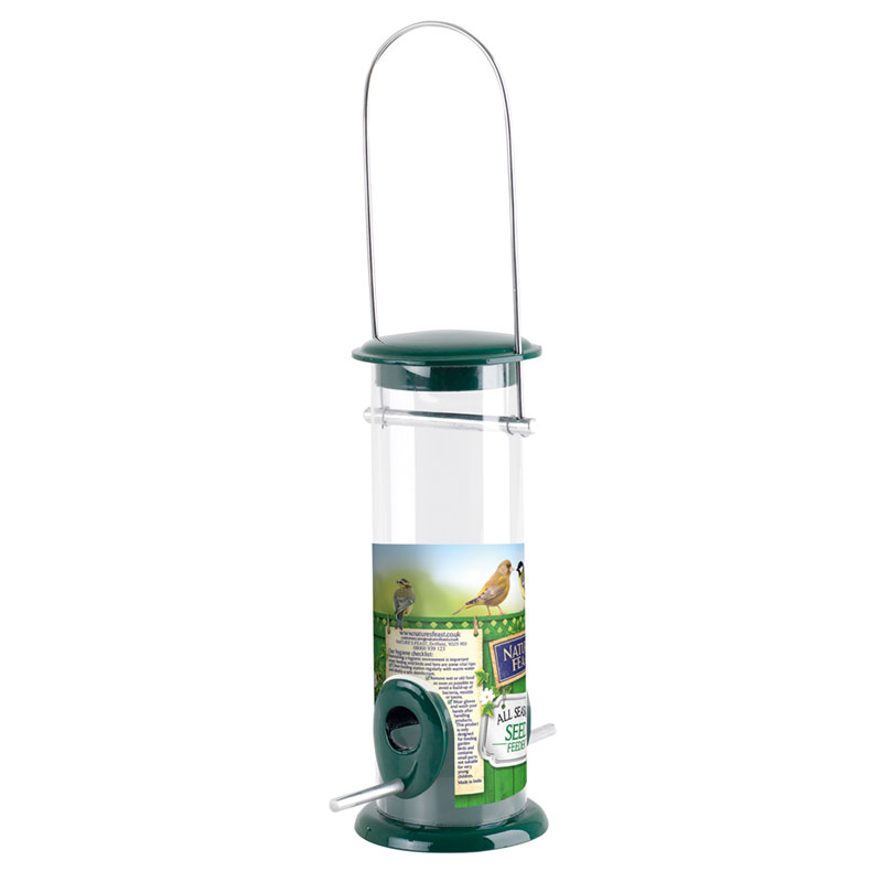 Picture of Nature's Feast All Seasons Bird Seed Feeder