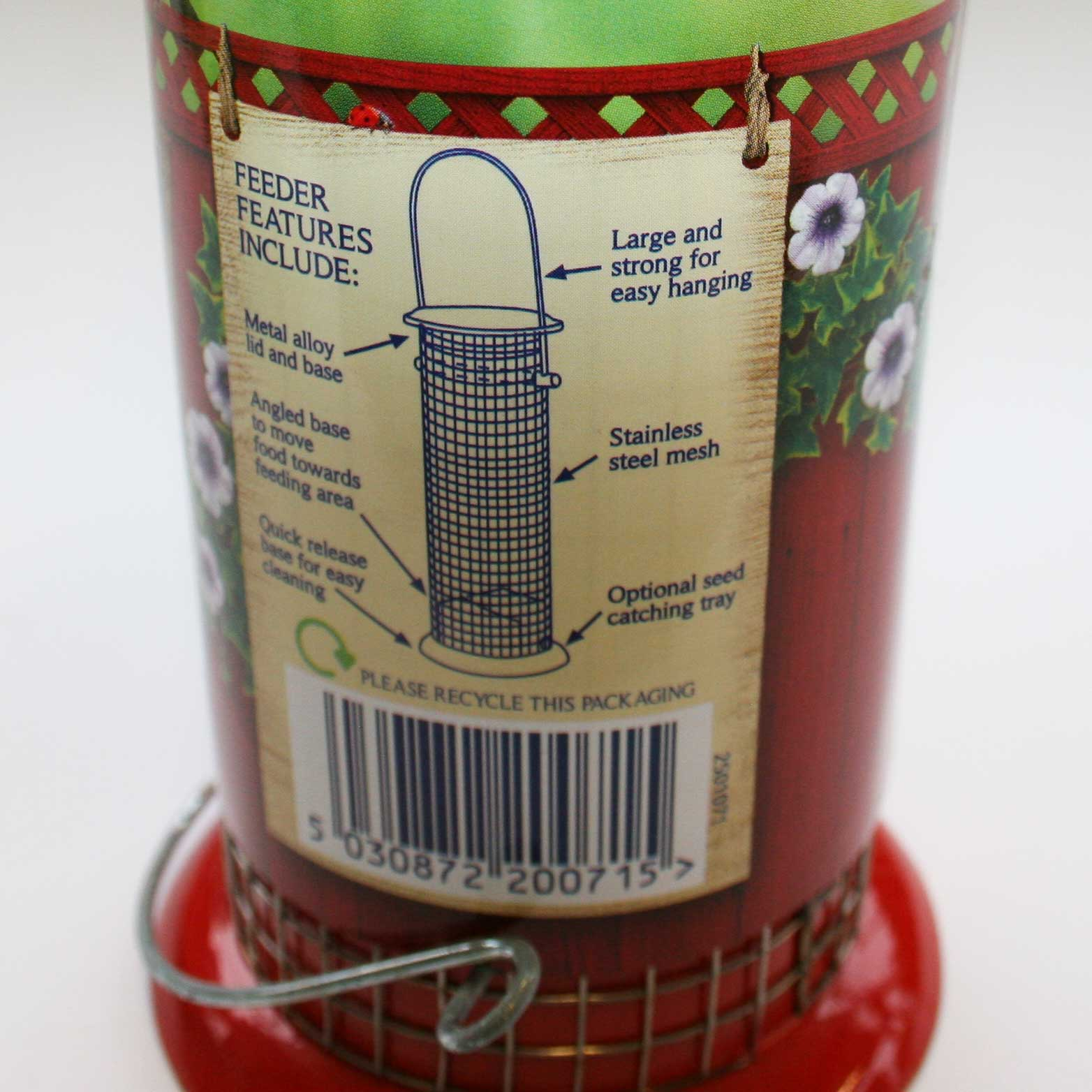 Picture of Nature's Feast All Seasons Peanut Feeder