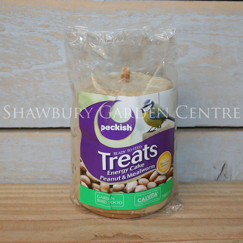 Picture of Peckish Energy Candle with Peanut & Mealworm