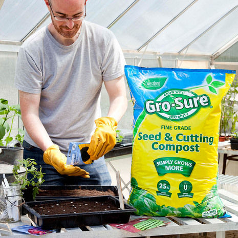 Picture of Westland Gro-Sure Seed & Cutting Compost