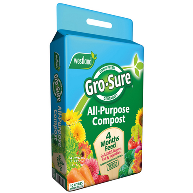 Picture of Westland Gro-Sure All Purpose Compost with 4 month feed