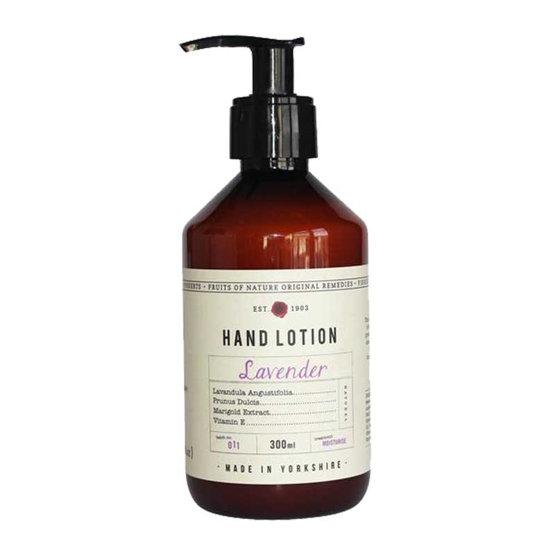 Picture of Fikkerts Fruits Of Nature Lavender Hand Lotion