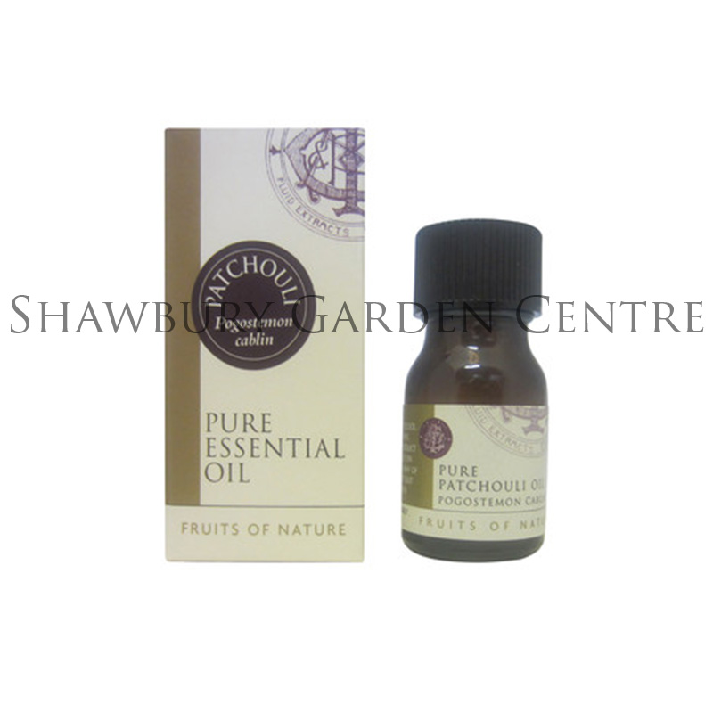 Picture of Fikkerts Patchouli Essential Oil