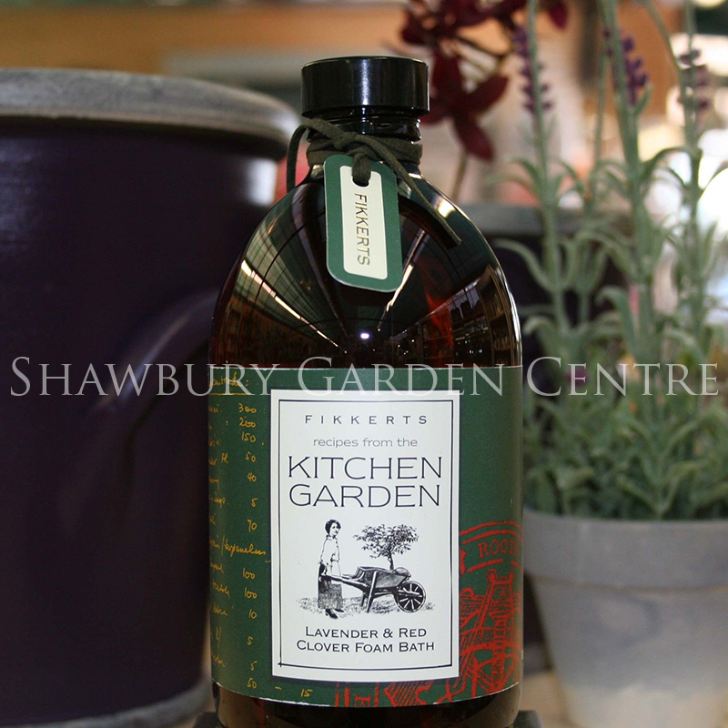 Picture of Fikkerts Kitchen Garden Foam Bath