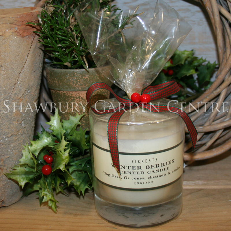 Picture of Fikkerts Winter Berries Candle