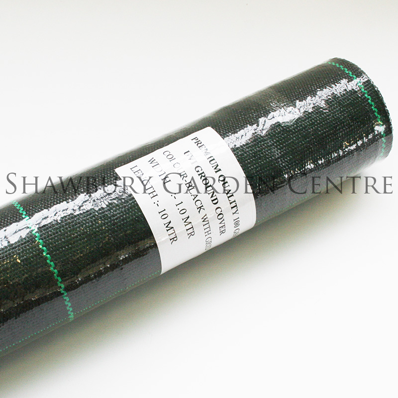 Picture of 100g/m² Geotextile Landscape Fabric