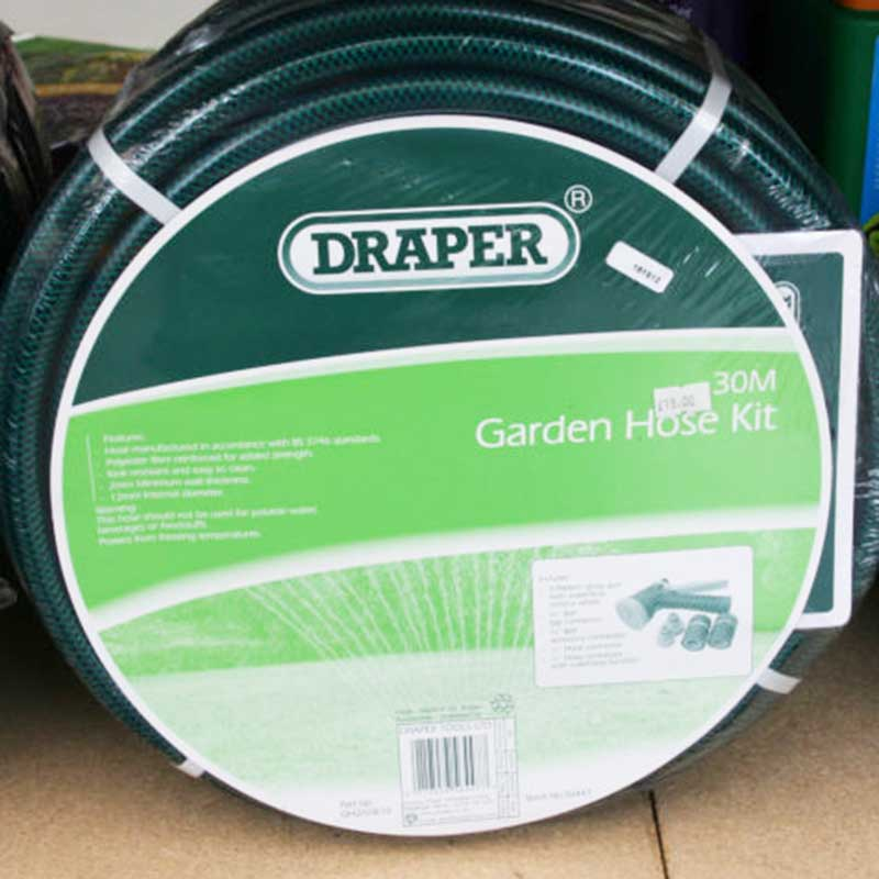Picture of Draper Garden Hose with Fittings
