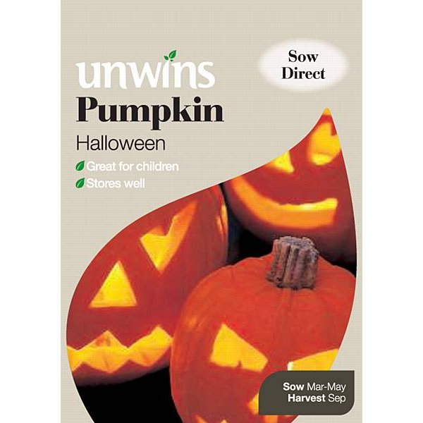 Picture of Unwins 'Halloween' Pumpkin Seeds