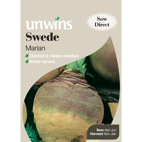 Picture of Unwins 'Marian' Swede Seeds