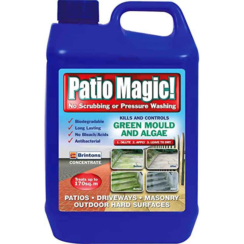 Picture of Brintons Patio Magic Concentrate