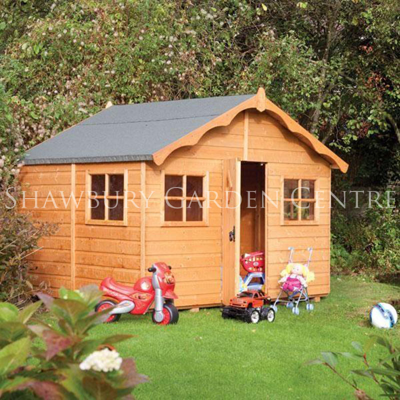 Picture of Rowlinson Playaway Lodge Children's Playhouse