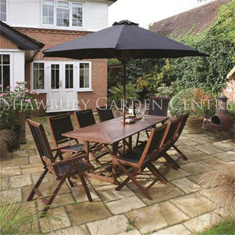Picture of Rowlinson Bali Wooden Garden Furniture Set