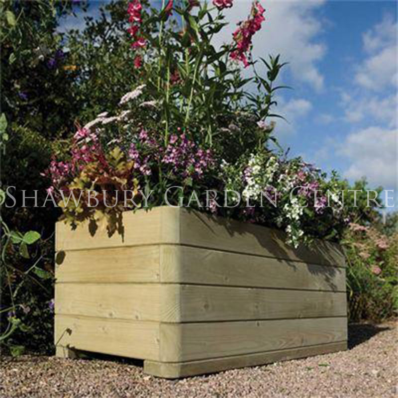 Picture of Marberry Rectangular Planter