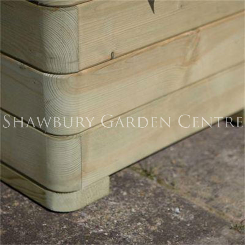 Picture of Rowlinson Marberry Square Planter