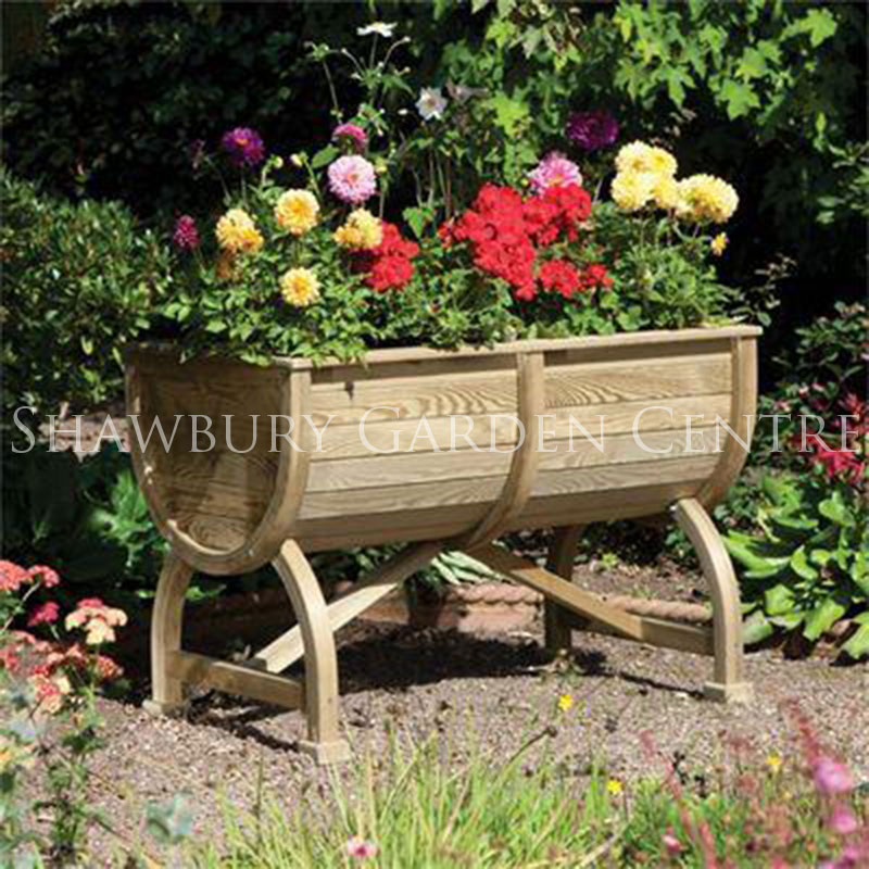 Picture of Rowlinson Marberry Barrel Planter