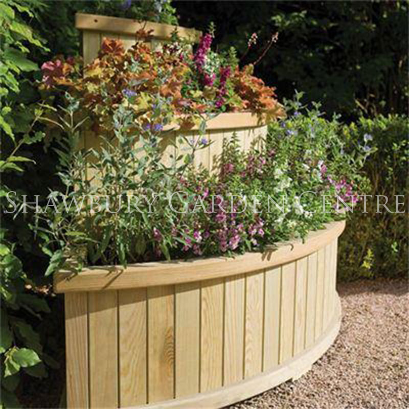 Picture of Rowlinson Marberry Cascade Corner Planter