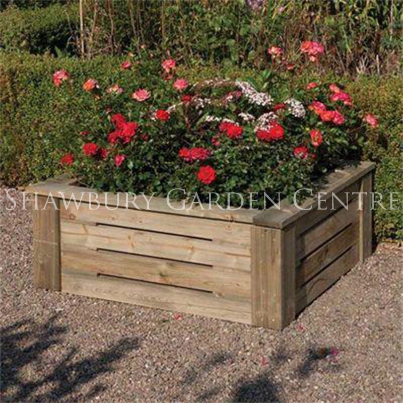 Picture of Rowlinson Raised Bed Planter