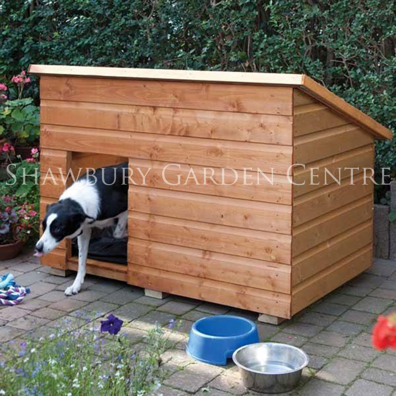 Picture of Rowlinson Large Dog Kennel