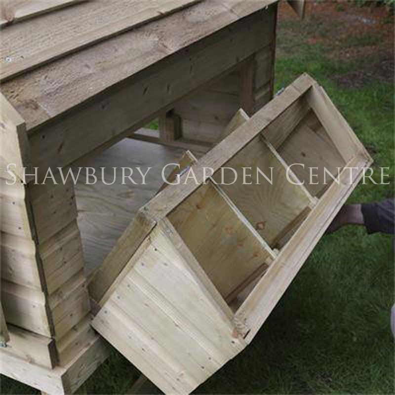 Picture of Rowlinson Small Chicken Coop