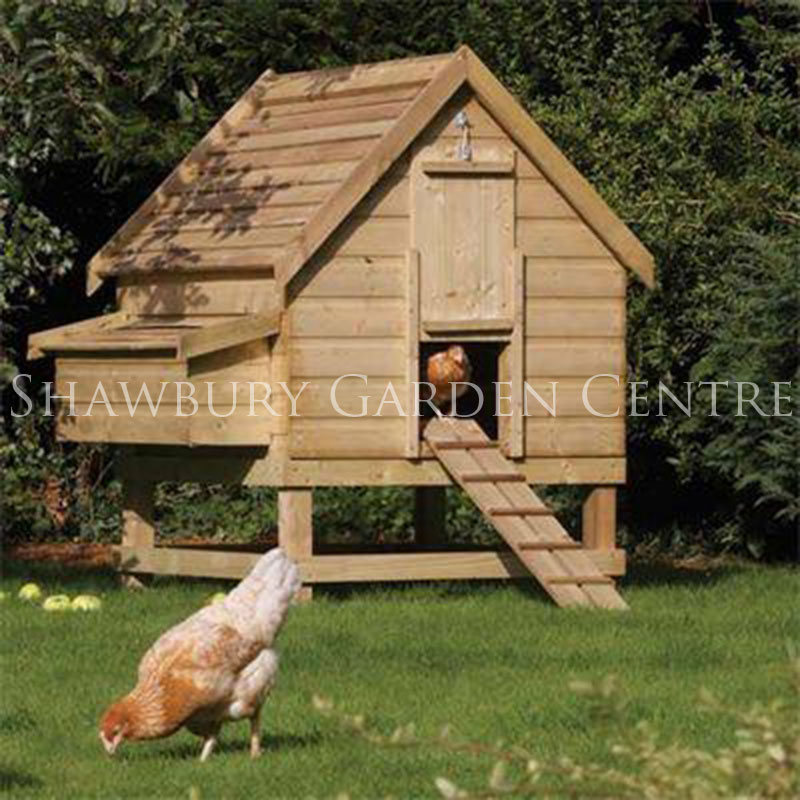 Picture of Rowlinson Large Chicken Coop