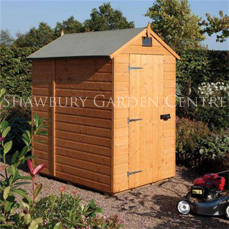Garden Sheds 6x7: Rowlinson 7 X 5ft Security Shed