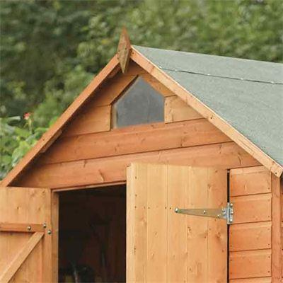 Picture of Rowlinson 8 x 6ft Security Shed