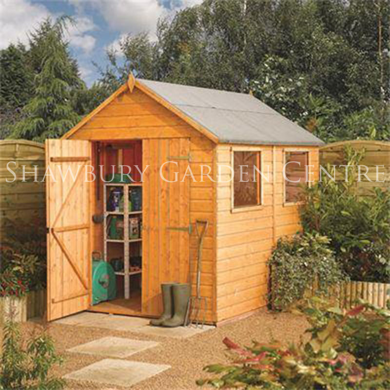 Picture of Rowlinson 8 x 6ft Premier Garden Shed