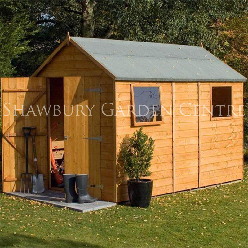 Picture of Rowlinson 10 x 6ft Premier Garden Shed