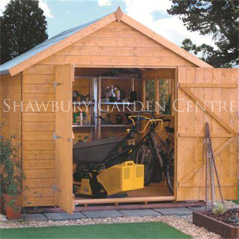Picture of Rowlinson 12 x 8ft Premier Garden Shed