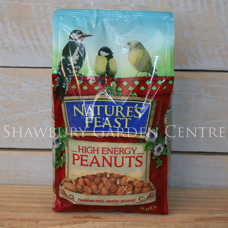 Picture of Nature's Feast High Energy Bird Food Peanuts