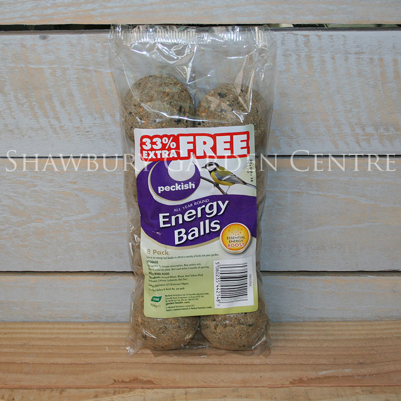 Picture of Peckish Energy Balls Garden Bird Food