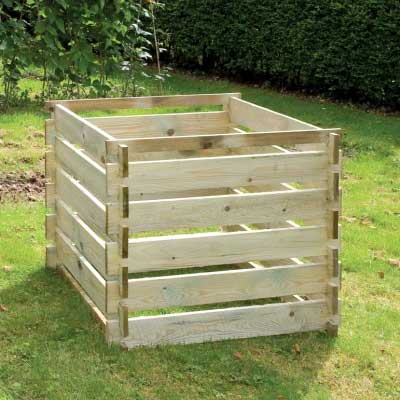 Picture of Grange Garden Composter (Medium Size)