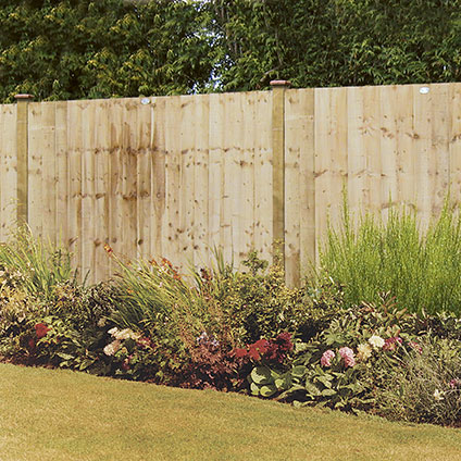 Picture of Grange Professional Featheredge Fence Panel