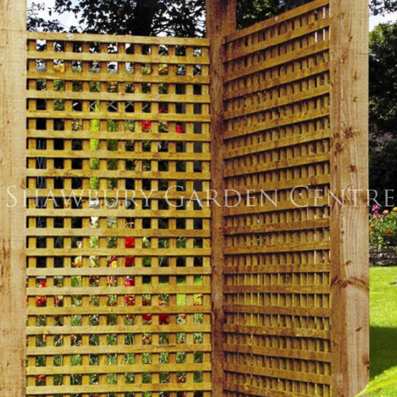 Picture of Grange Badminton Trellis Panel