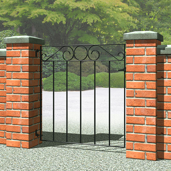 Picture of Grange Ironbridge Small Gate: Wide