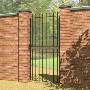 Picture of Grange Wenlock 'Ball Top' Tall Gate: Wide