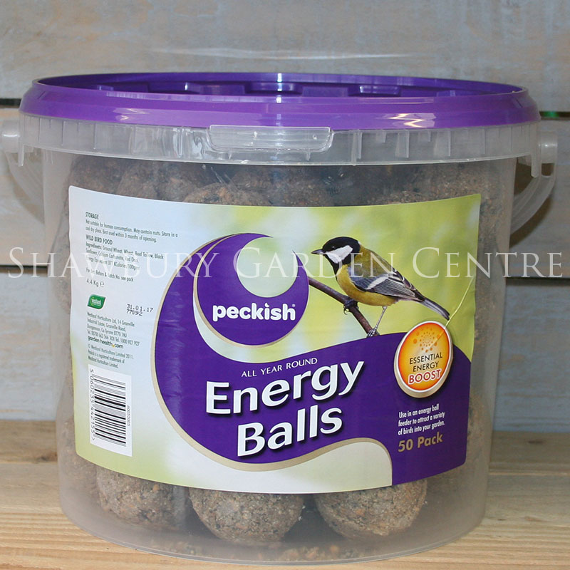 Picture of Peckish Energy Balls / Fat Balls