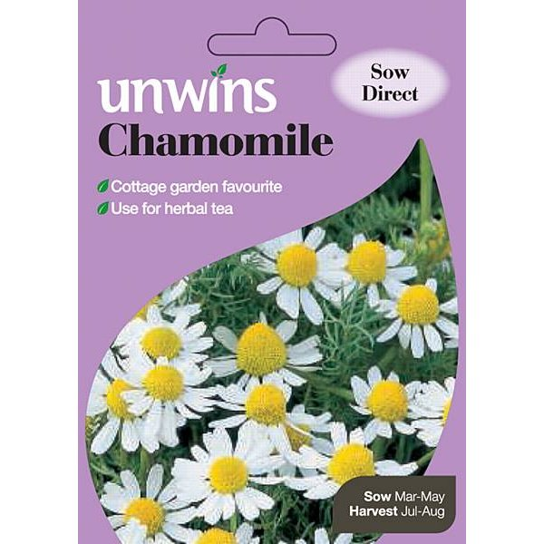 Picture of Unwins Chamomile Seeds