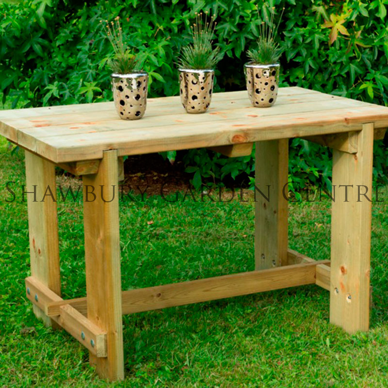 Picture of Forest Garden Refectory Table: 1.2m