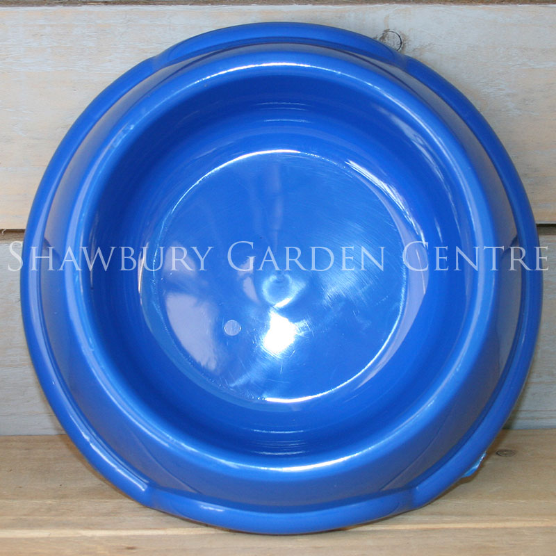 Picture of Whitefurze Round Plastic Pet Bowl
