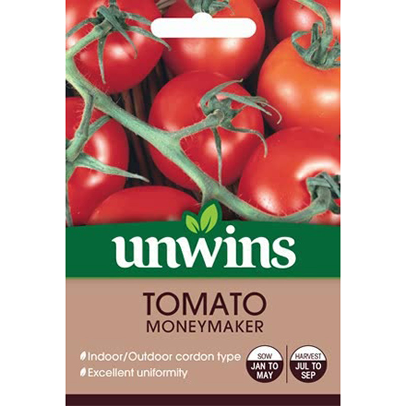 Picture of Unwins 'Moneymaker' Tomato Seeds