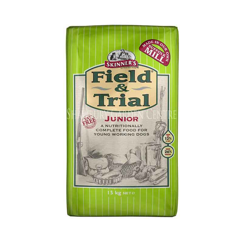 Picture of Skinners Field & Trial Junior Dog Food