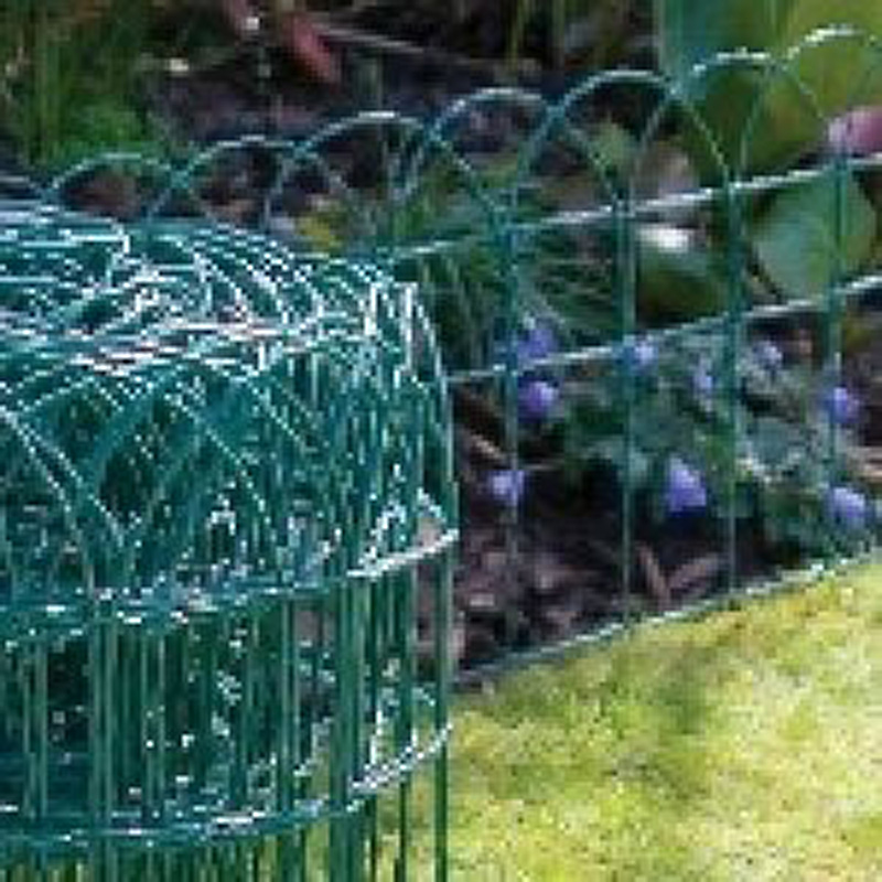 Picture of PVC Coated Wire Ornamental Fencing