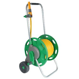 Picture of Hozelock Wheeled Cart with 30m Garden Hose