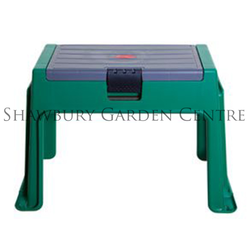 Picture of Whitefurze Garden Kneeler Seat with Storage Box