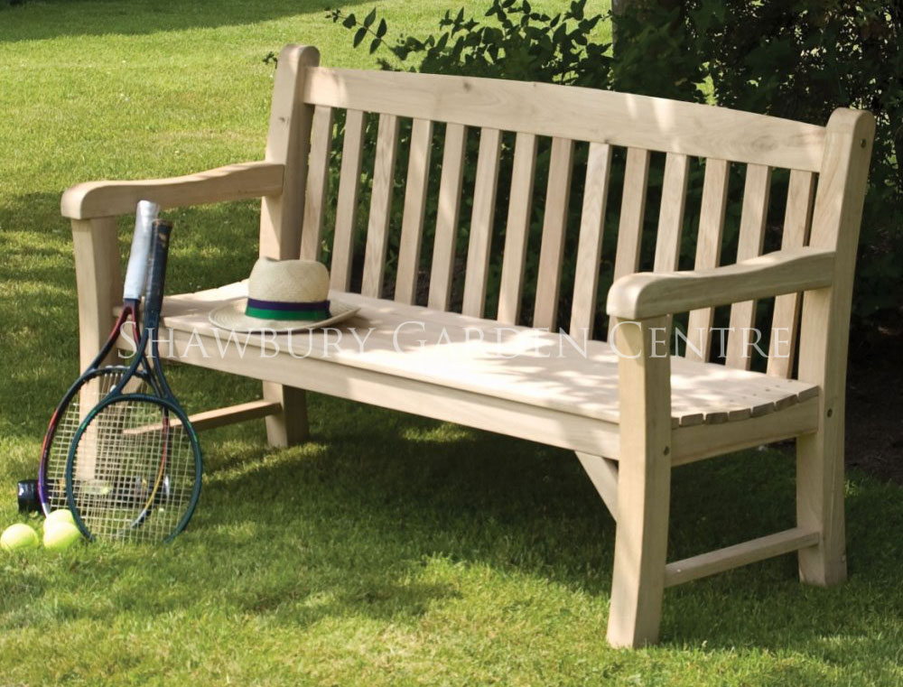 Picture of Rowlinson Solid Oak Bench