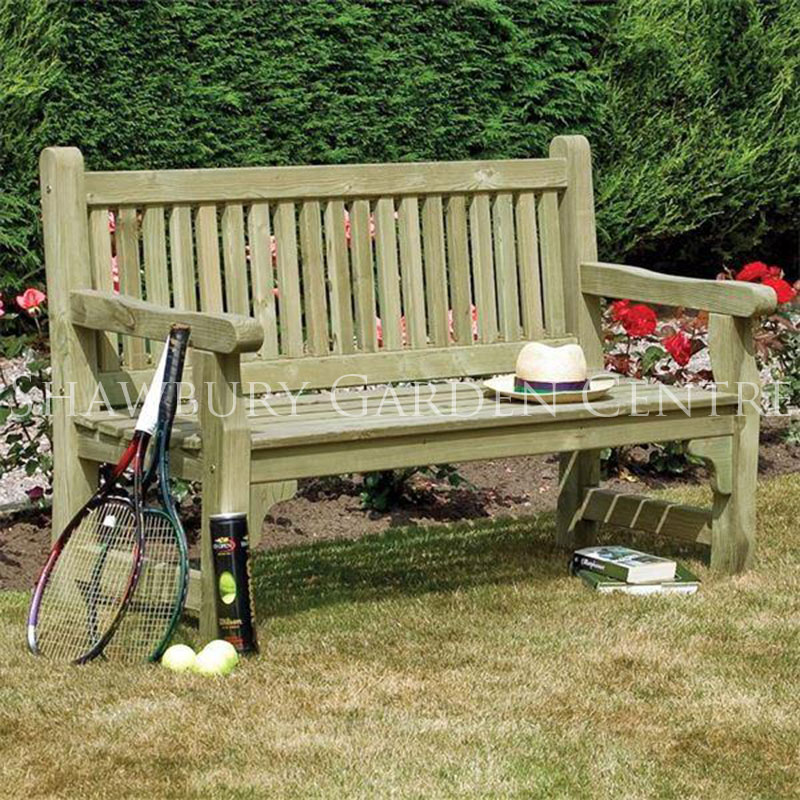 Picture of Rowlinson 5ft Softwood Garden Bench