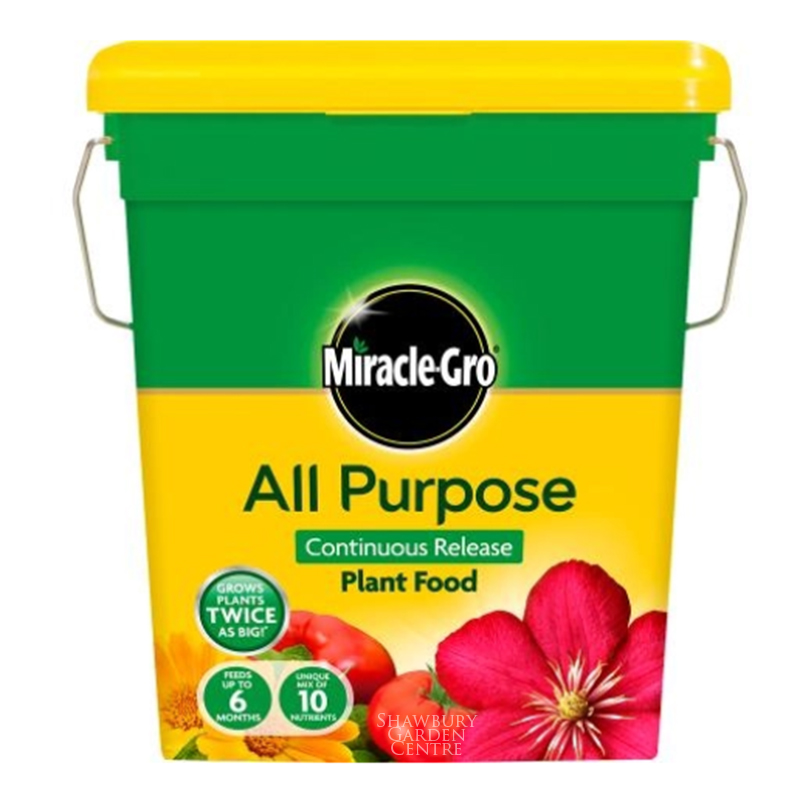 Picture of Miracle-Gro Continuous Release Plant Food Granules